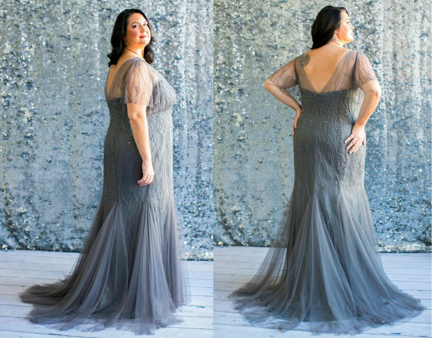 Pin By Jasmine Bridal On Plus Size Mother Of The Bride