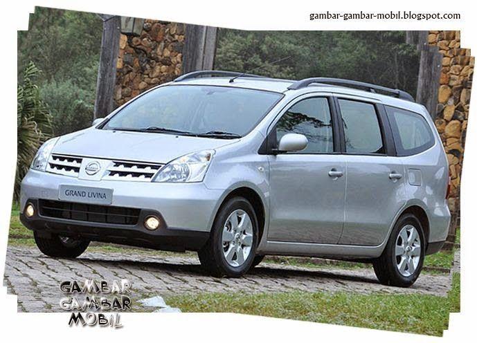 Gambar Mobil Nissan Nissan Suv Grands