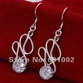 LQ-P180 Free Shipping 925 Silver fashion jewelry Necklace