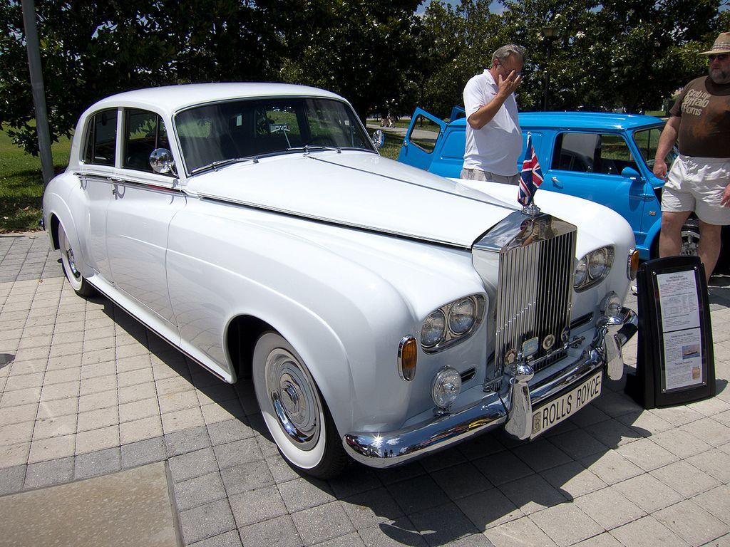 Downtown Disney Car Masters Rolls Royce Disney cars