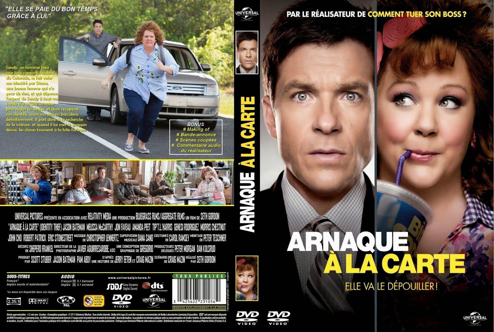 Jaquettes Dvd Jaquette Dvd Arnaque A La Carte Jaquette Dvd