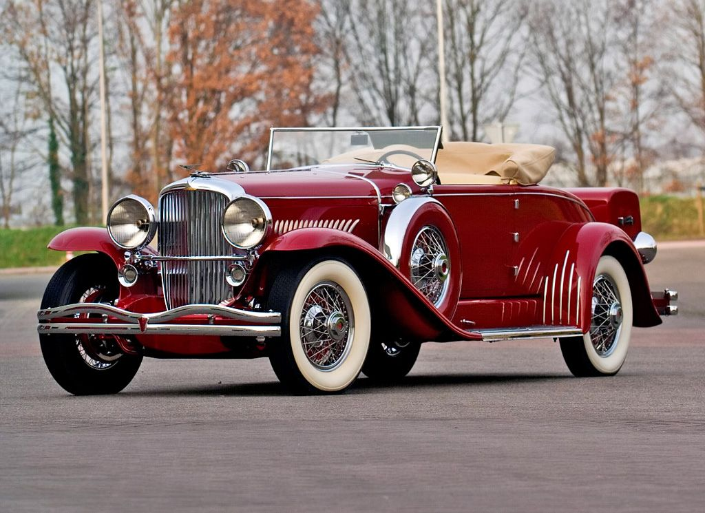 1930 Duesenberg Model J Duesenberg Automobile Motors Company