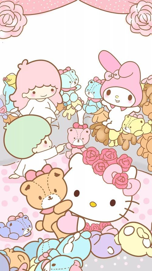 Hello Kitty My Melody Little Twin Stars