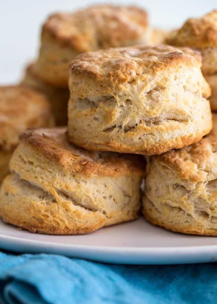 My Southern Buttermilk Biscuits Use Self Rising Flour Shredded Frozen Butter And Buttermilk L Savoury Baking Southern Buttermilk Biscuits Buttermilk Biscuits
