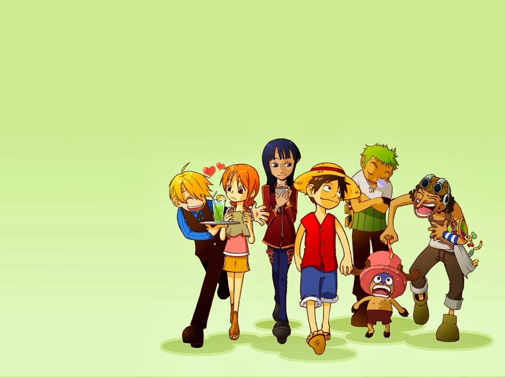 Cute One Piece Kid Character Anime Wallpapers Picture Free Desktop