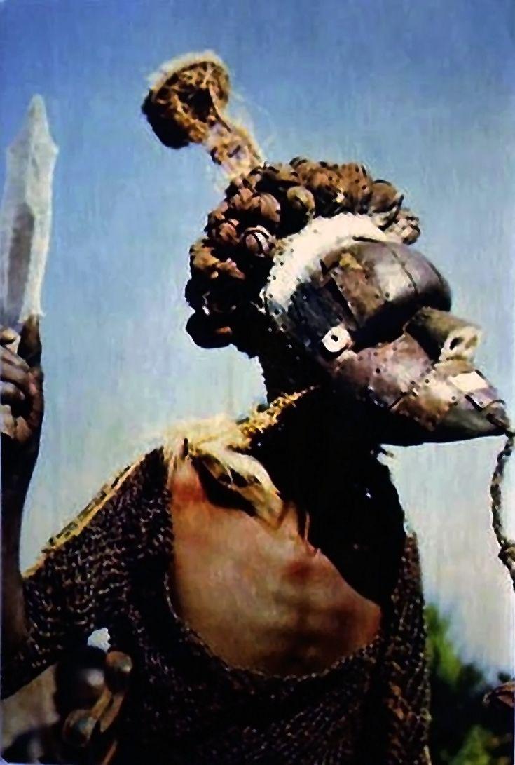 Africa | Salampasu masquerader from the Democratic Republic of Congo || Vintage postcard; publisher Hoa Qui.  No 3723 (Mukishis)