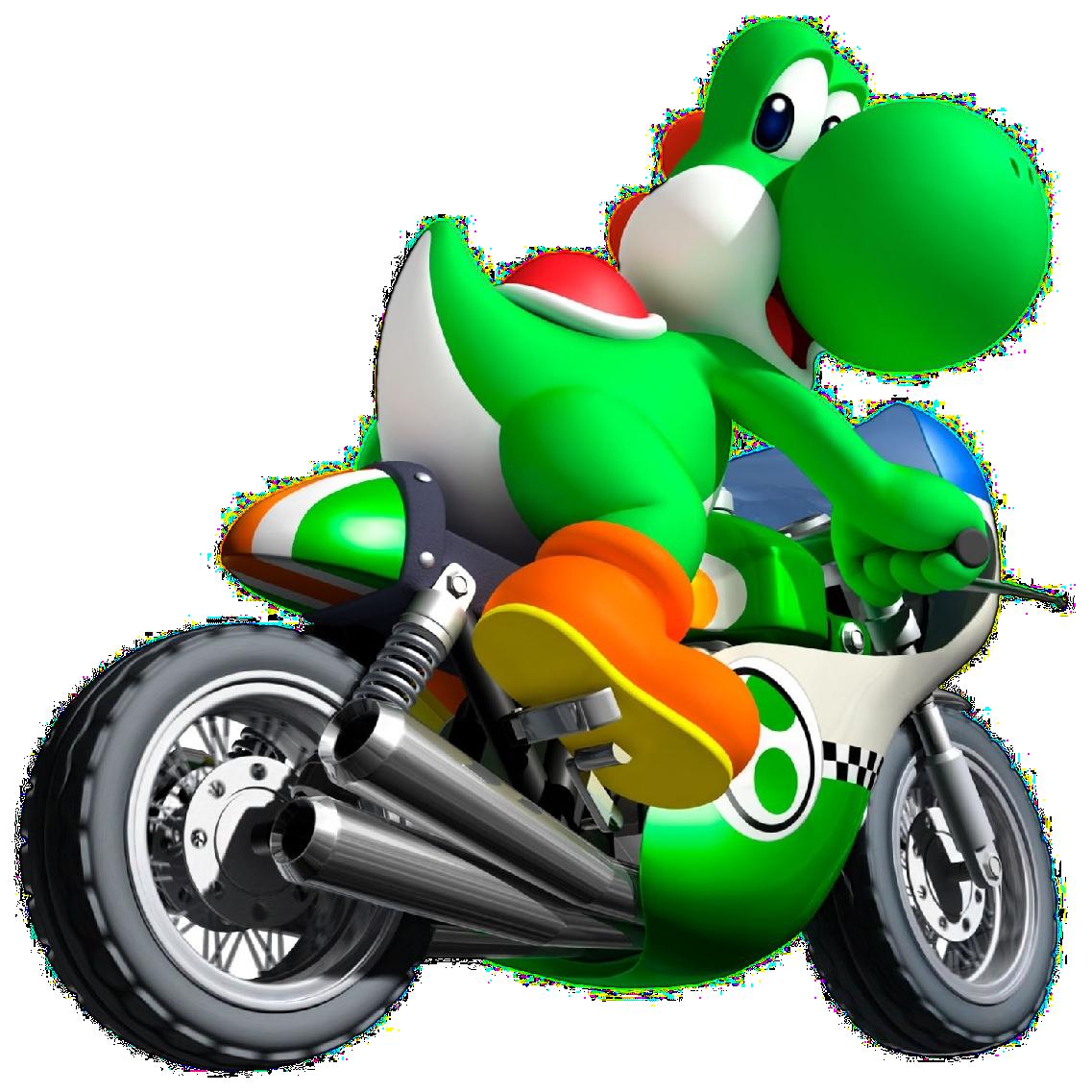 Yoshi Mario Kart Wii Mario Mario Kart Characters