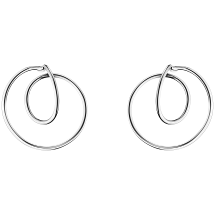 fc86e4a3b ALLIANCE earrings - sterling silver. Designer: Allan Scharff for Georg  Jensen.