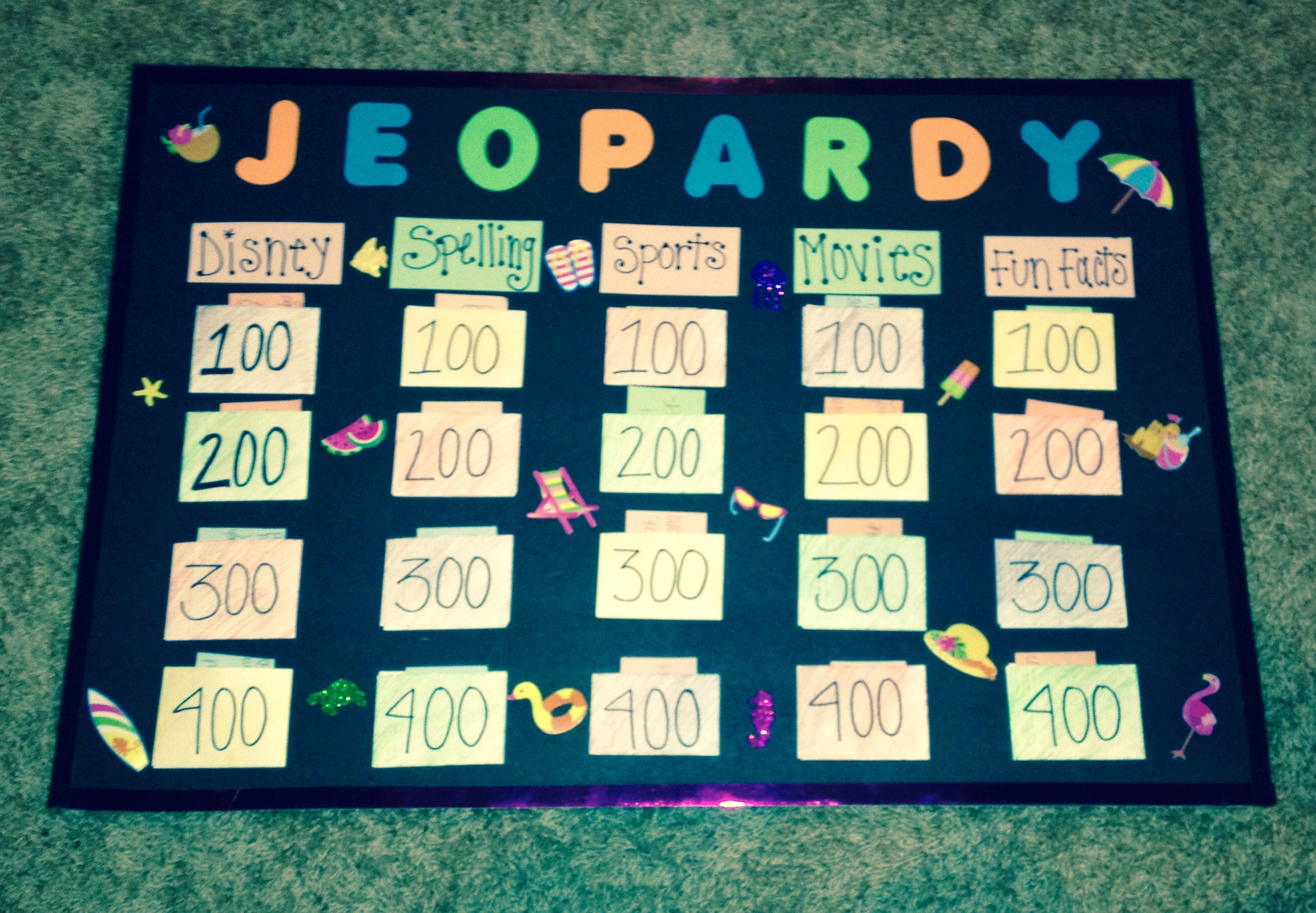 Jeopardy For The Elderly Questions From The 30 S Amp 40 S