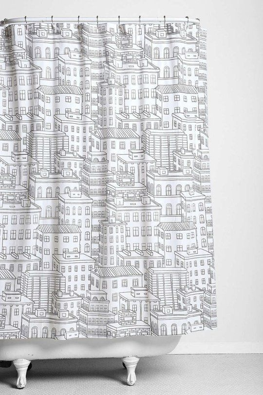 17 Best images about Shower curtain on Pinterest | Casablanca ...