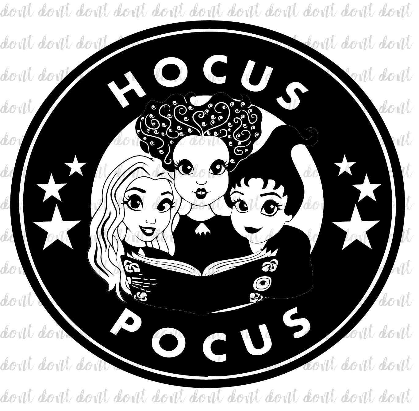 Hocus Pocus Png Hocus Pocus Starbucks Png Halloween Sublimation Sanderson Sisters Png Not Your B Starbucks Halloween Cricut Halloween Cricut Projects Vinyl