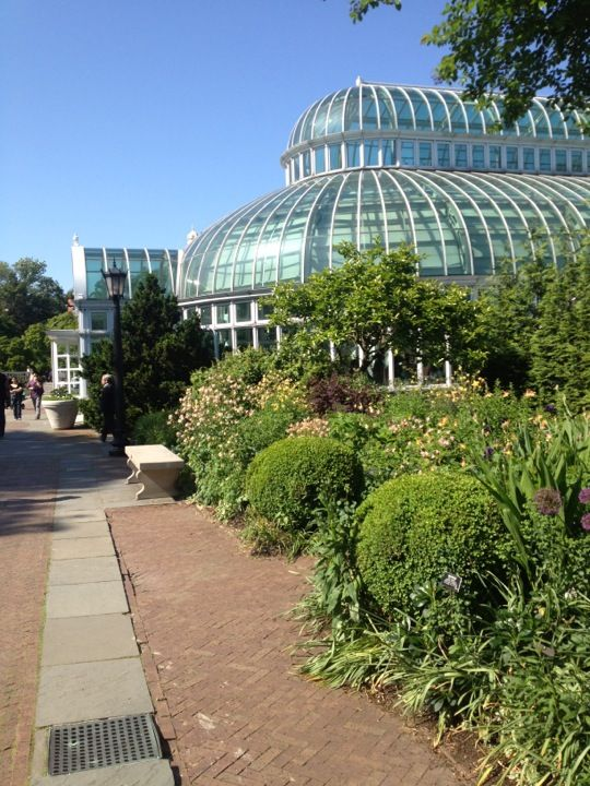 Brooklyn botanic garden we circulate 2 passes that allow - Brooklyn botanical garden admission ...