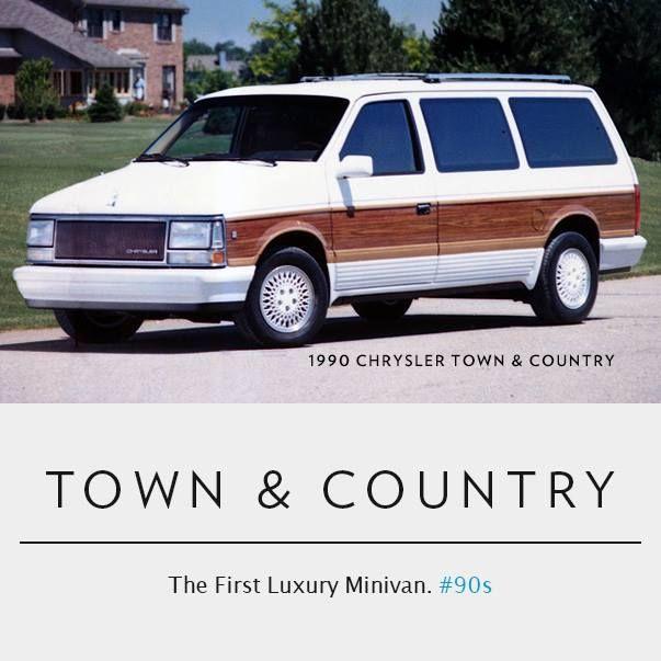 1990 Chrysler Town And Country Chrysler Town And Country