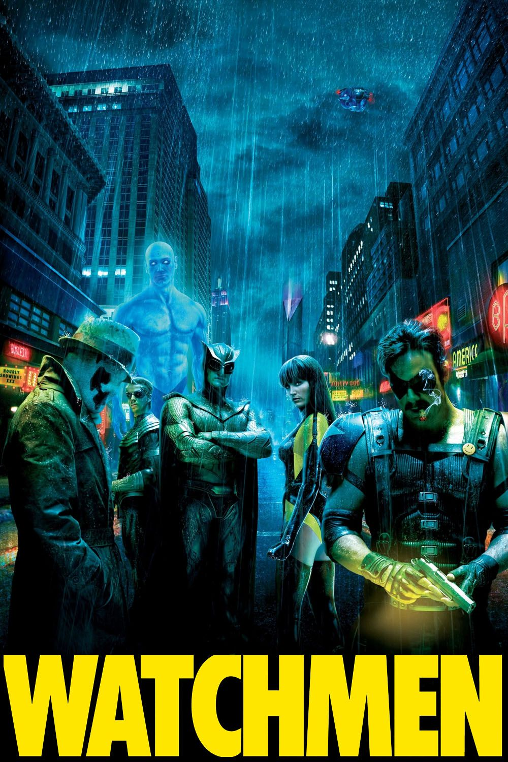 Movie Posters Watchmen Marvel Movie Posters Good Movies