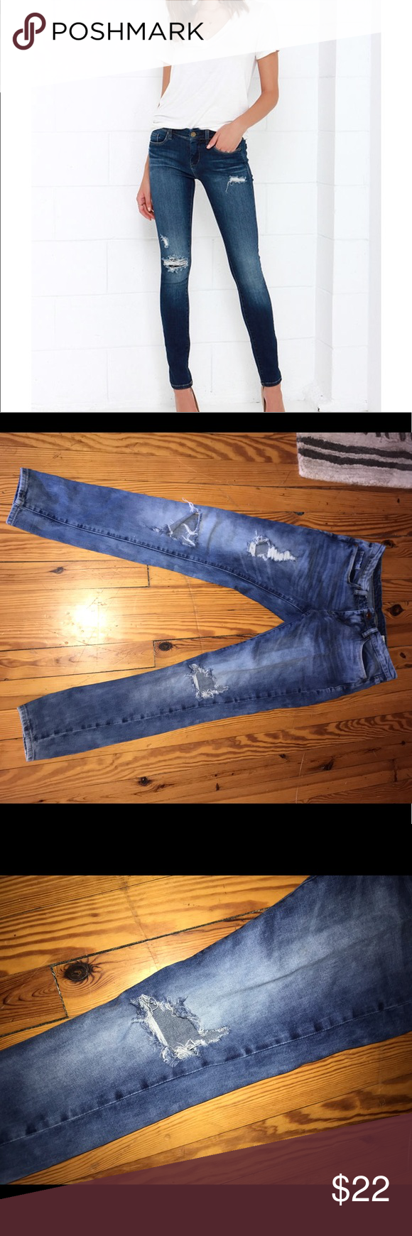 Blank NYC skinny classique Jeans Blank nyc jeans