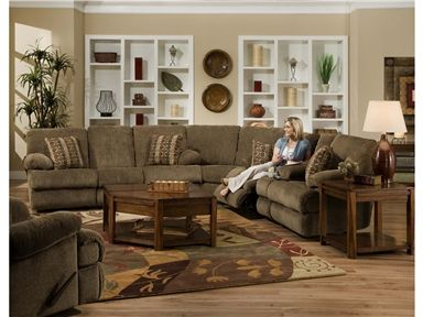 Shop For Catnapper Furniture Reclining Sectional 188