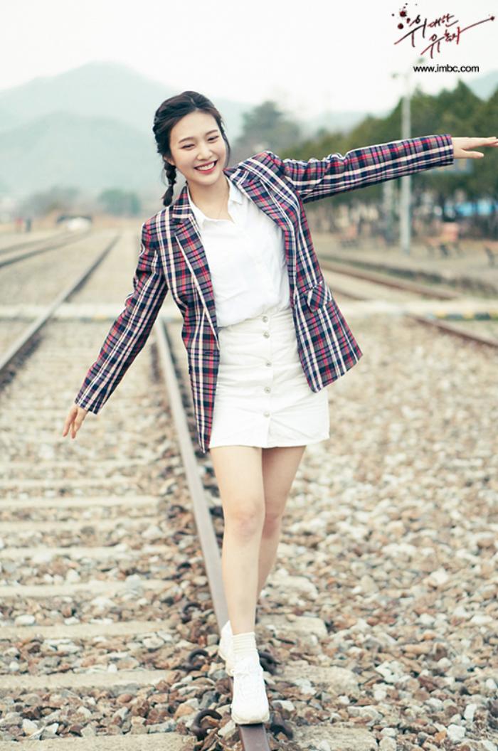 Resultado de imagen de tae hee smile great seduction