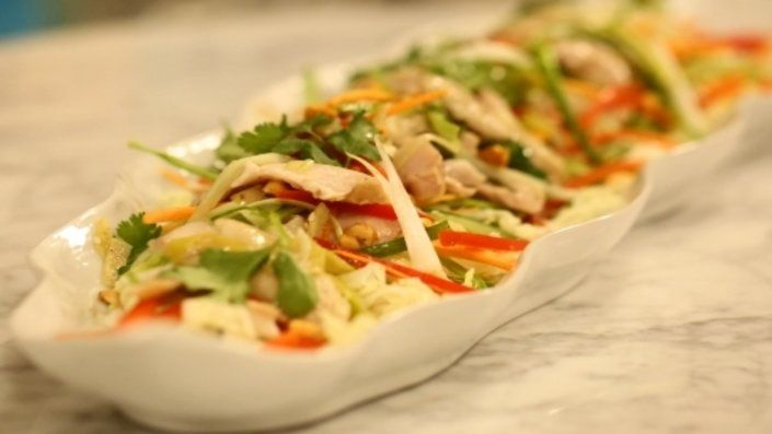 Jui ji drunken chicken salad receta forumfinder Image collections