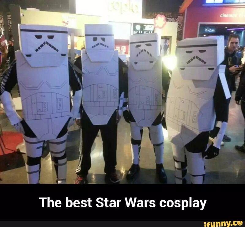 Star Wars Cosplay On A Budget Lol Lol Pinterest Star Wars Lol