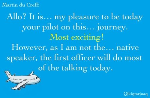 It doesn't get any better than Cabin Pressure.
