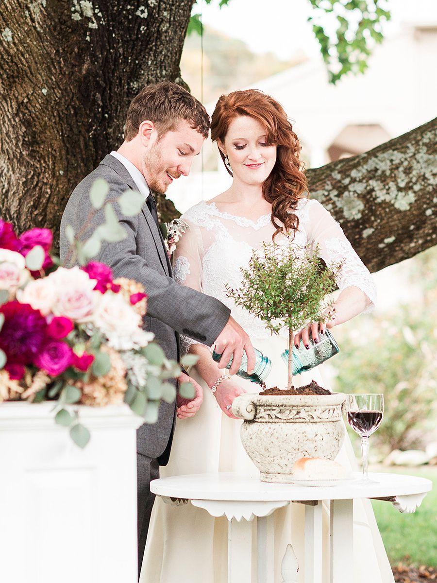 13 Alternative Ideas For Your Unity Ceremony Wedding Ceremony Unity Wedding Ceremony Script Alternative Unity Ceremony