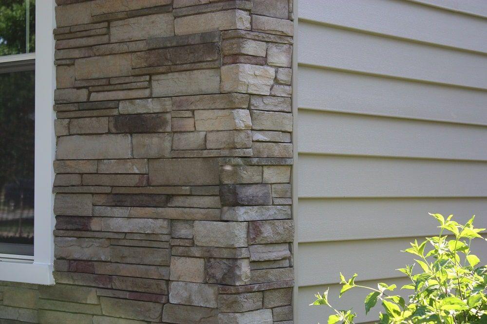 Fachaleta Artificial Para Muros Revestimiento De Ladrillo Revestimiento De Piedra Para Fachada Fachada De Piedra