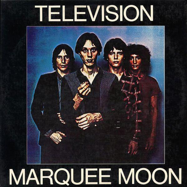 Television Marquee Moon 1977 Download Com Imagens Tom Verlaine Album De Rock