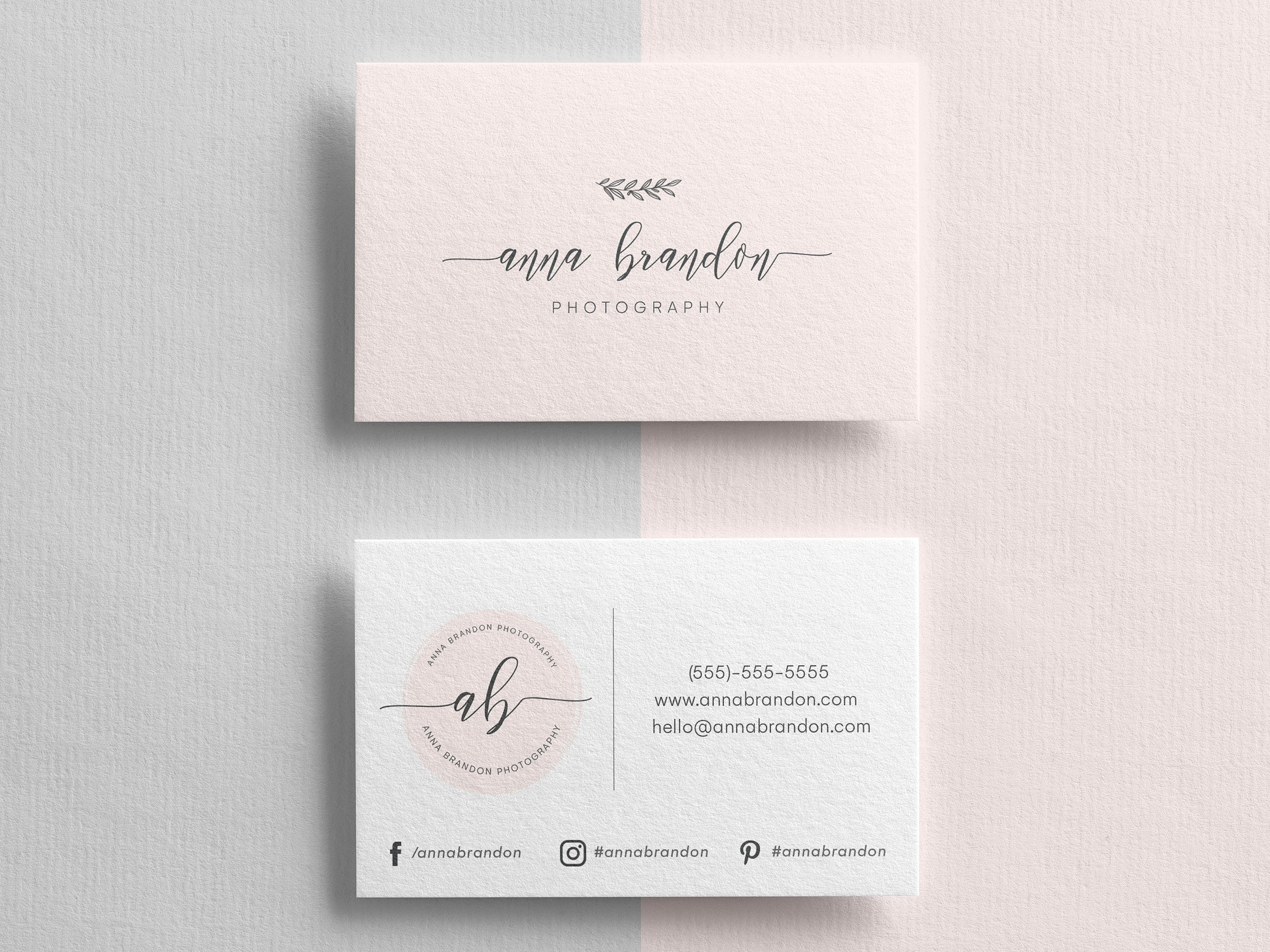 Business Card Template Instant Download Custom Business Card Etsy In 2021 Graphic Design Business Card Printable Business Cards Design Business Card Ideas