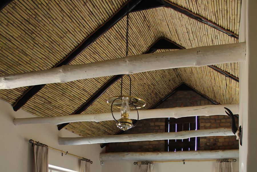 Spanish Reeds Bamboo Ceiling Bamboo Construction Natural Home