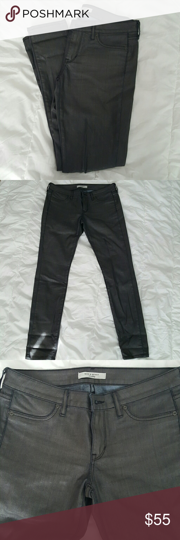 Rich and skinny liberty jeans
