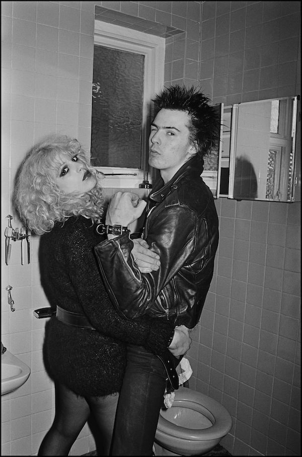 Sid Vicious And Nancy Spungen  The 60S And 70Sit -1360