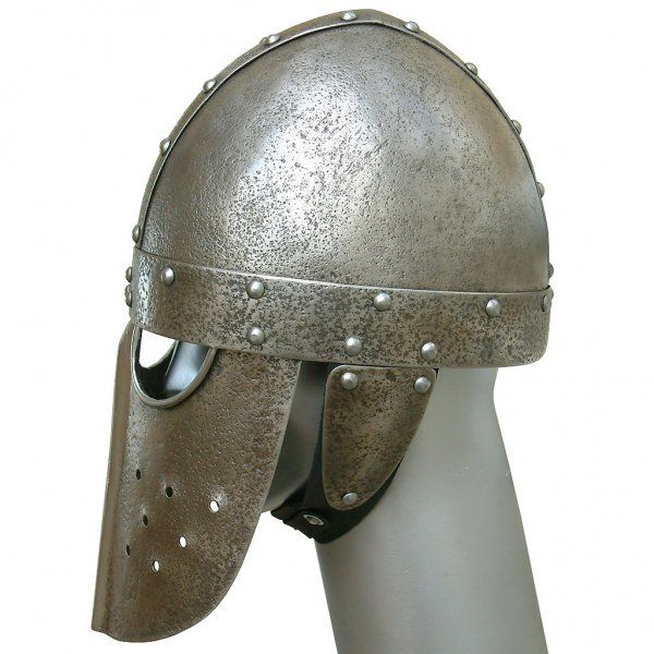 Norman Helmet with facial mask