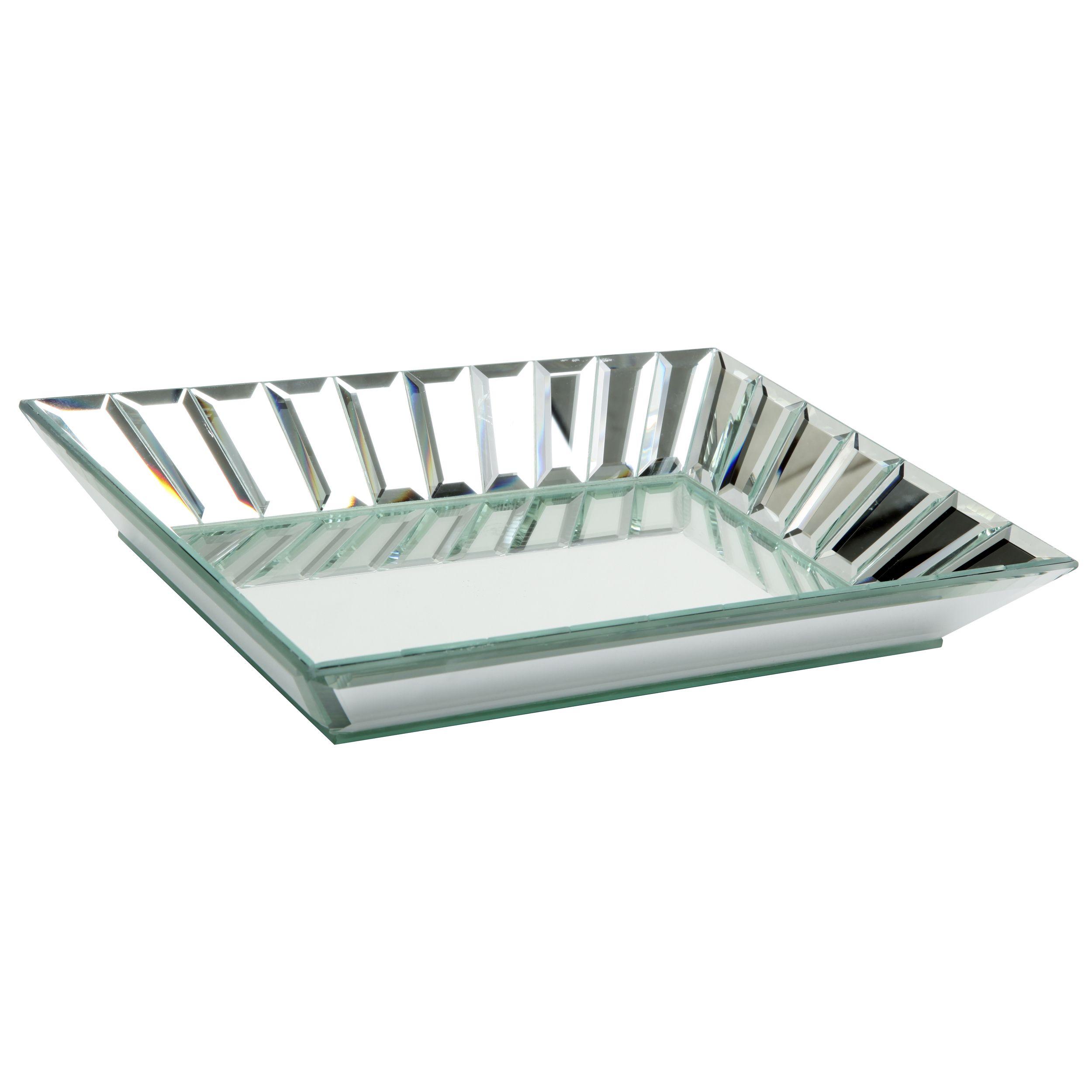 Bright vases trays dishes aroma lamps mirrors in beautiful frames - Laura Ashley Capri Mirror Tray 21