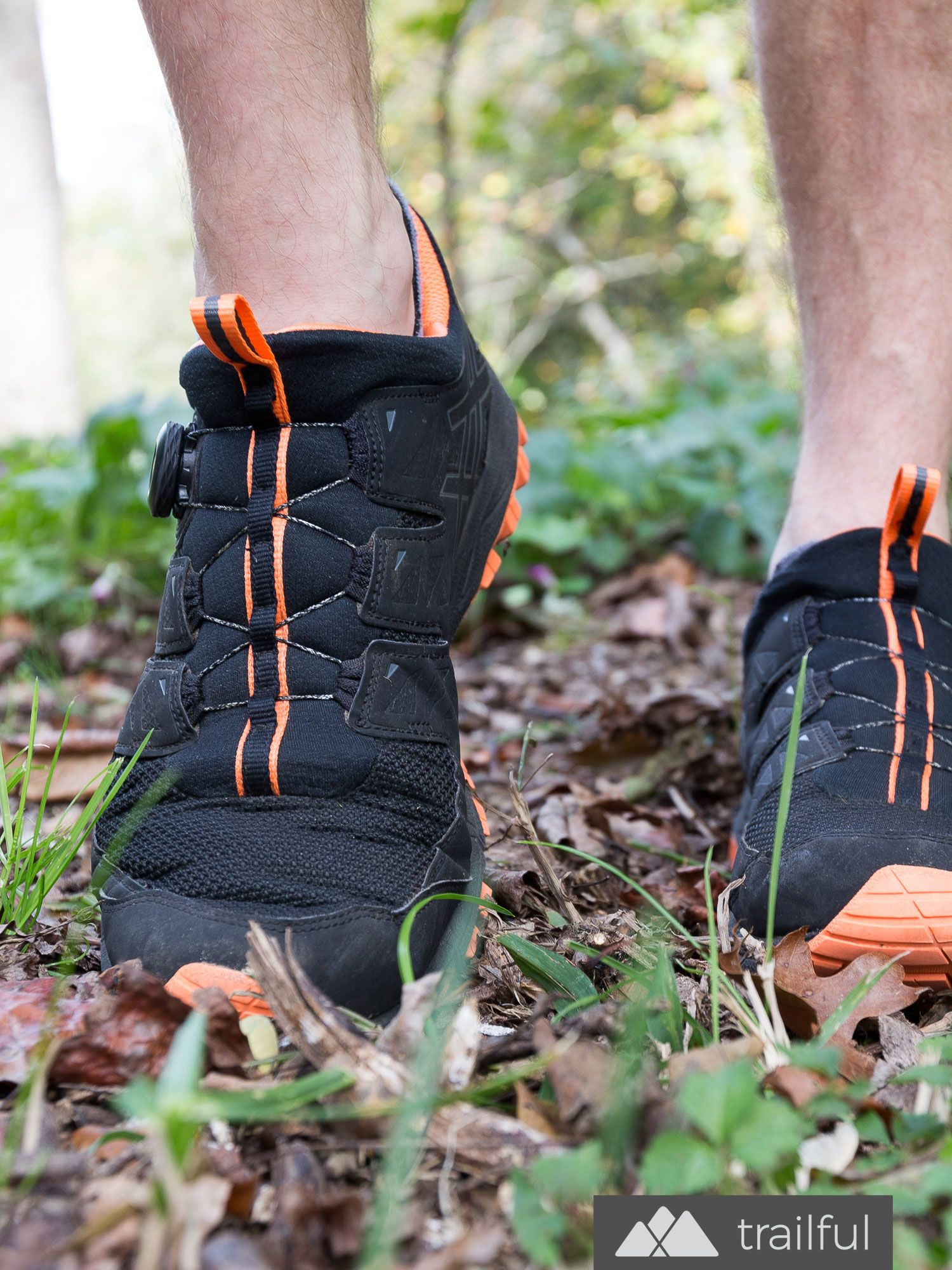 98cccac50f Asics GEL-FujiRado trail running shoe: our trail-tested review of this  innovative, ultra-comfortable, high-traction trail runner