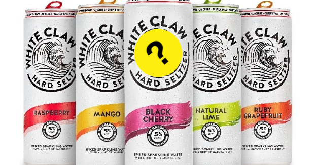 Which White Claw Flavor Are You Based On Your Personality Claws Stand Up Comedians Flavors