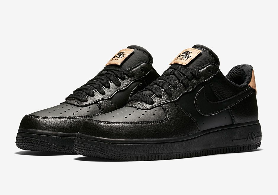 wholesale dealer e9e8f b2690  sneakers  news New Leather Tongue Labels Appear In This Nike Air Force 1  Low