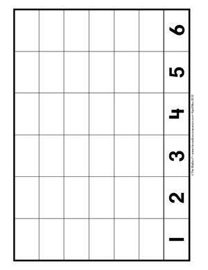 Graph Paper Kindergarten Google Search Preschool Graphs