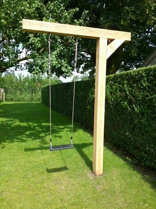 Pin Von Amber Jones Auf Kids Play Yard Schaukel Garten Hinterhof Hangematte Hinterhof Designs