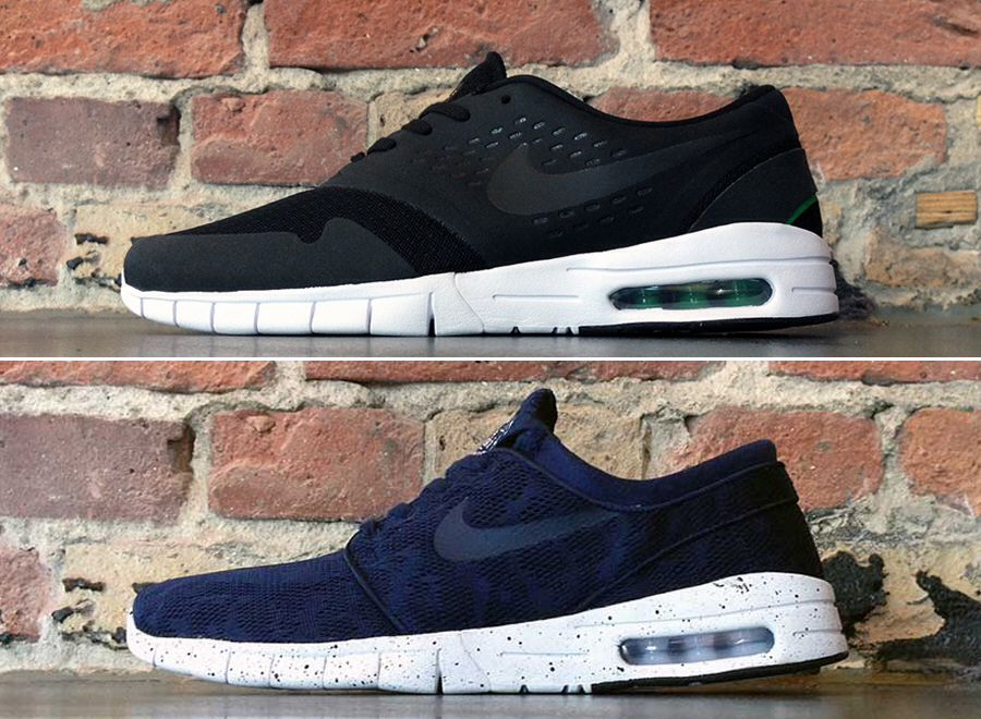 official photos 3d347 e6af3 Prototypes of the Nike Eric Koston 2 Free Max and Nike Janoski Free Max