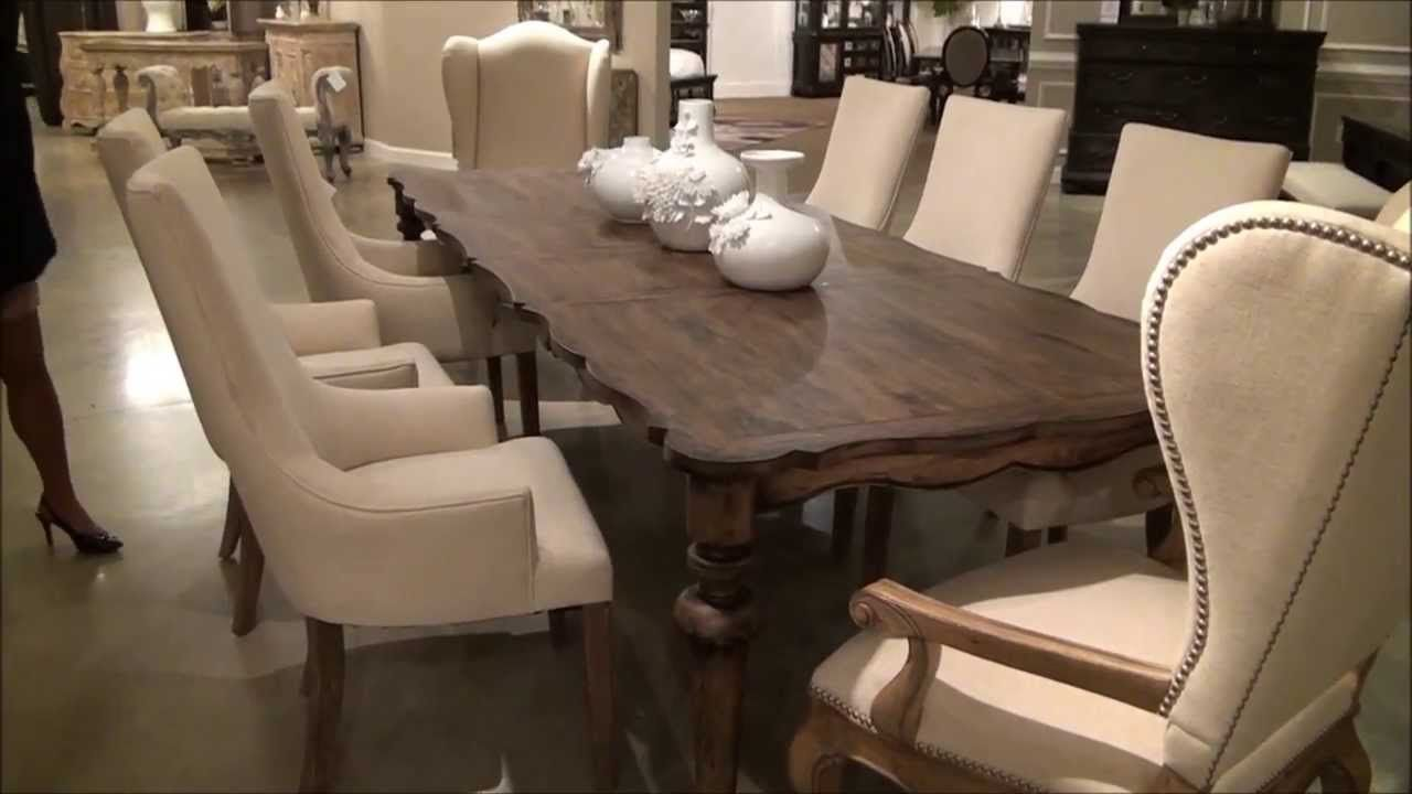 Accentrics Home Lucia Dining Room Set Pulaski Furniture Home Gallery Stores
