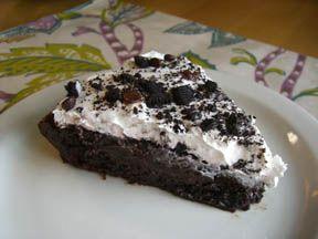 Death By Brownie Pie
