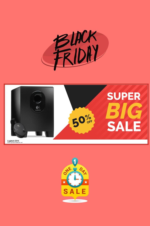 3 Best Logitech Z313 Black Friday Deals Discounts 2020 In 2020 Black Friday Logitech Cyber Monday