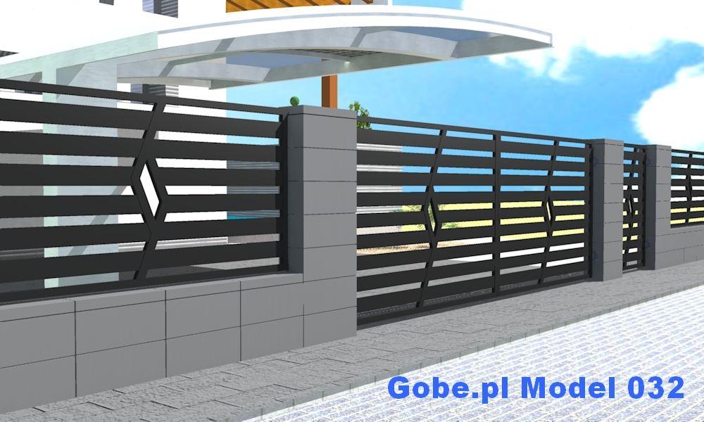Nowoczesne Ogrodzenie Przeslo Panel Plot Brama 6746084878 Oficjalne Archiwum Allegro Home Stairs Home Decor