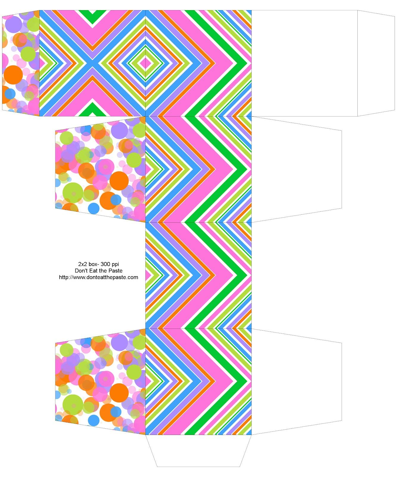 spring_dots_chevron1.jpg 1,333×1,600 pixels | boxes and bags ...