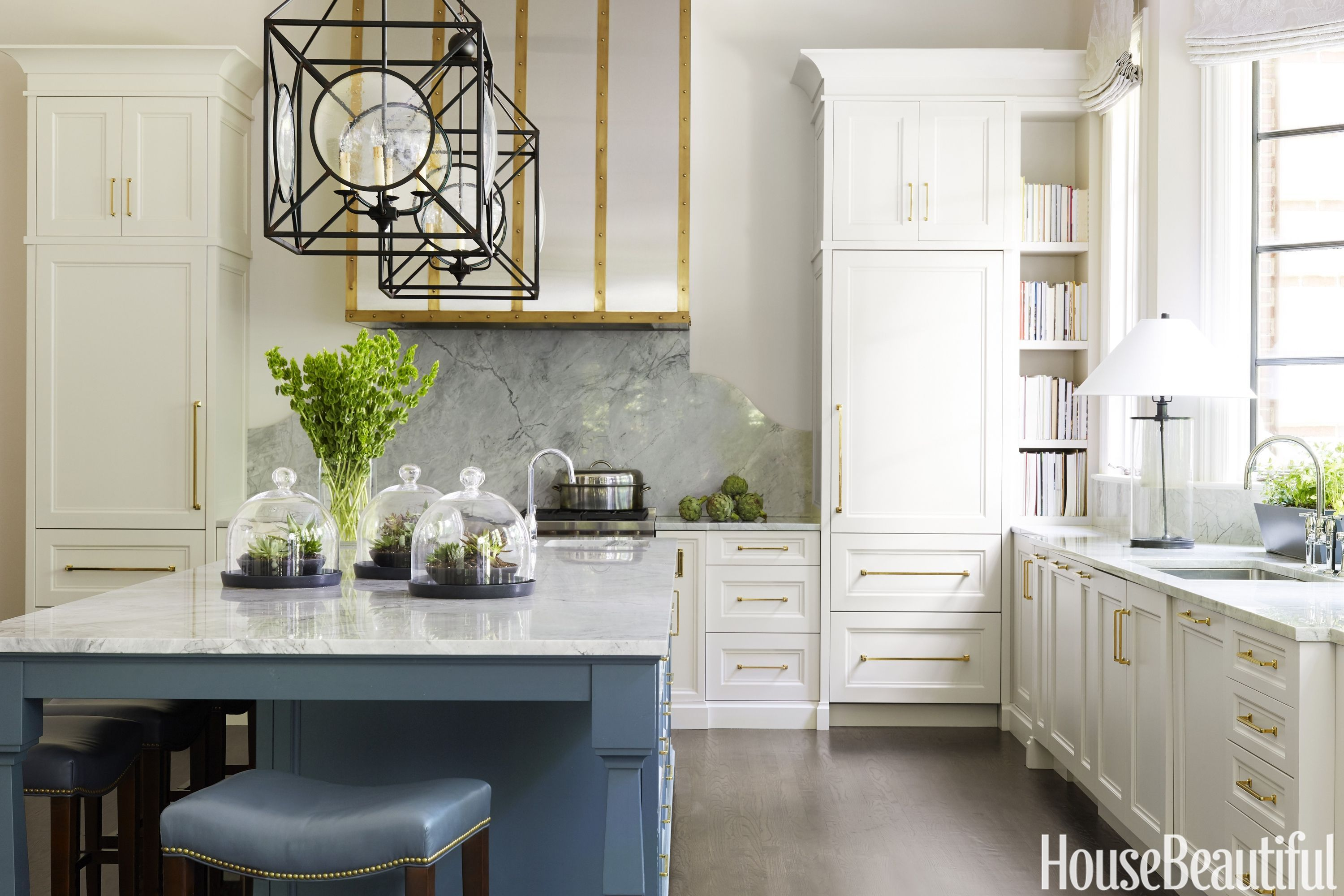This Southern Home Used Indigo to Go Modern | Modern, Beautiful ...