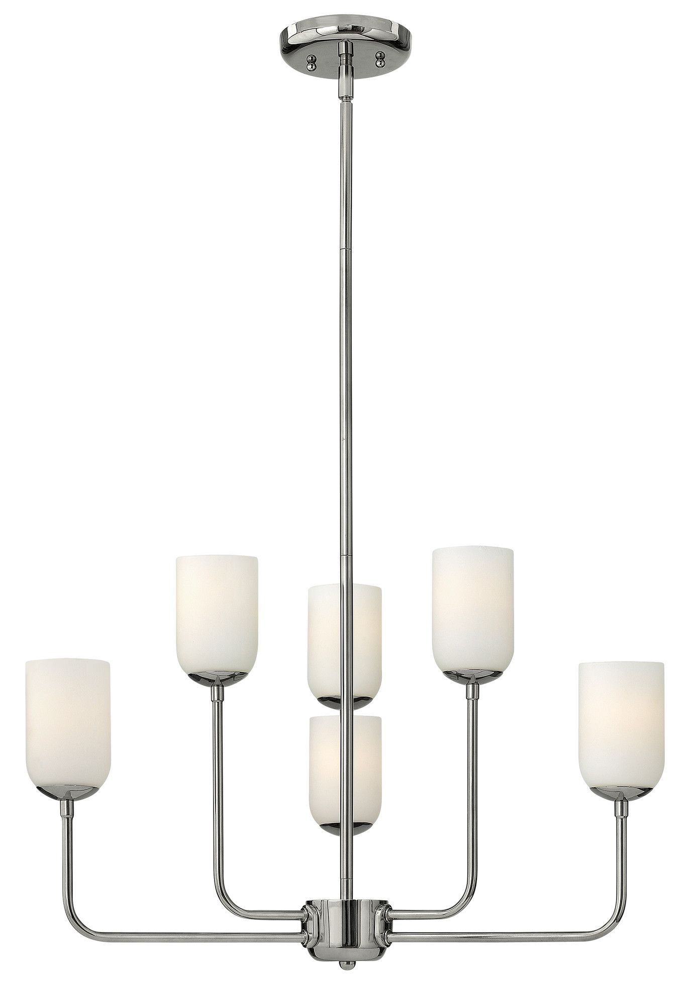 Hinkley Lighting Harlow 6 Light Chandelier Reviews Wayfair