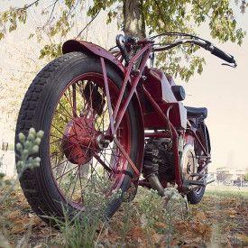 Vintage Moto Guzzi
