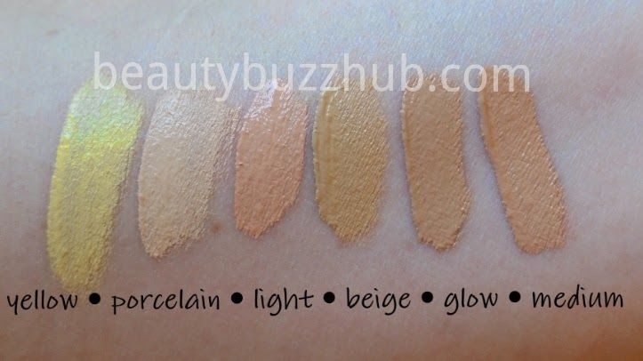 Beautybuzzhub nyx hd photogenic concealer review swatches beauty pinterest swatch - Nyx concealer wand medium ...