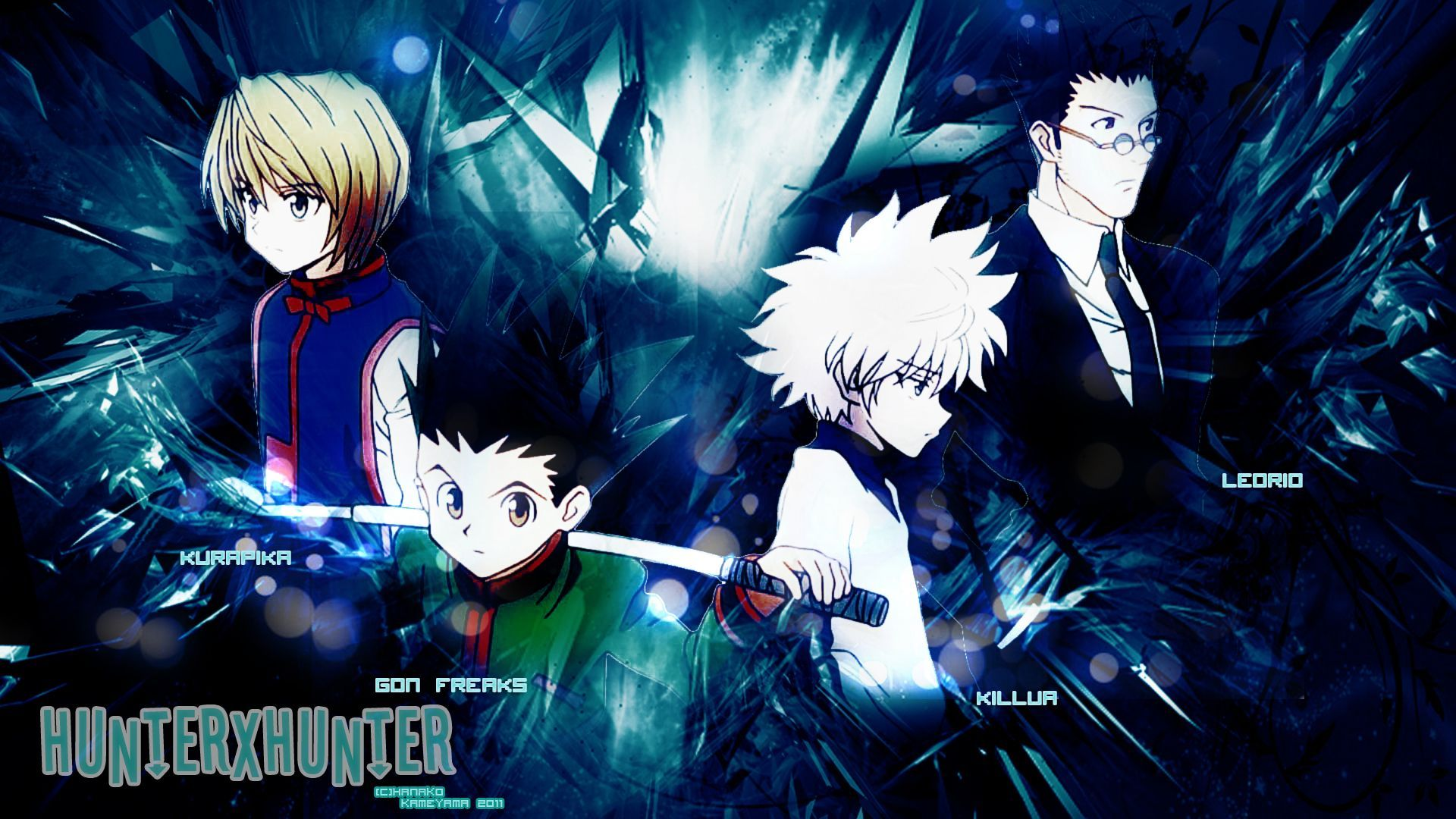 Images About Hunter X On Pinterest Ants Hd Anime 1920x1080 Wallpapers Download 39