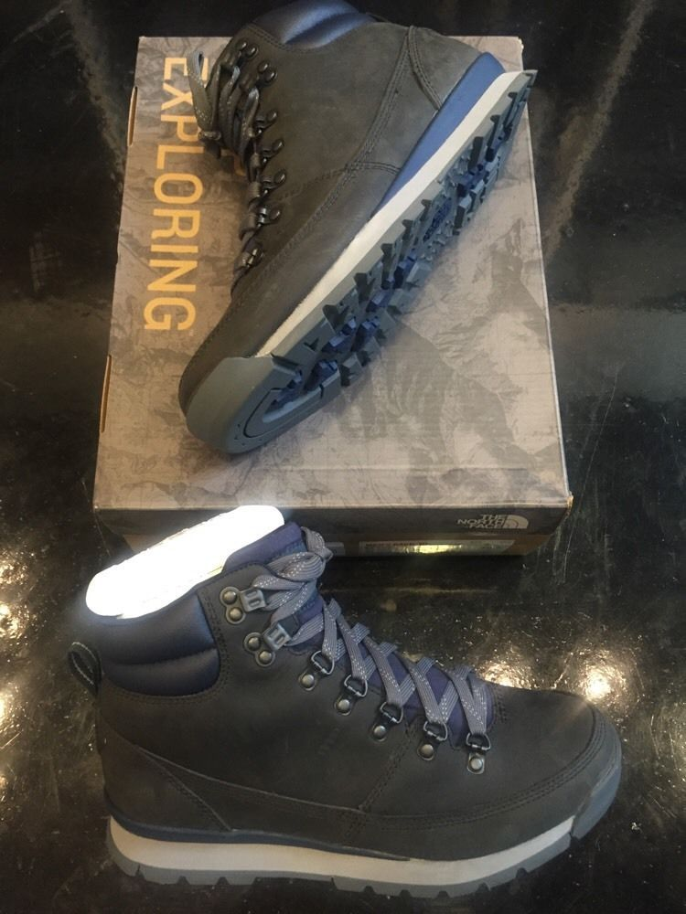 north face shoe sizing